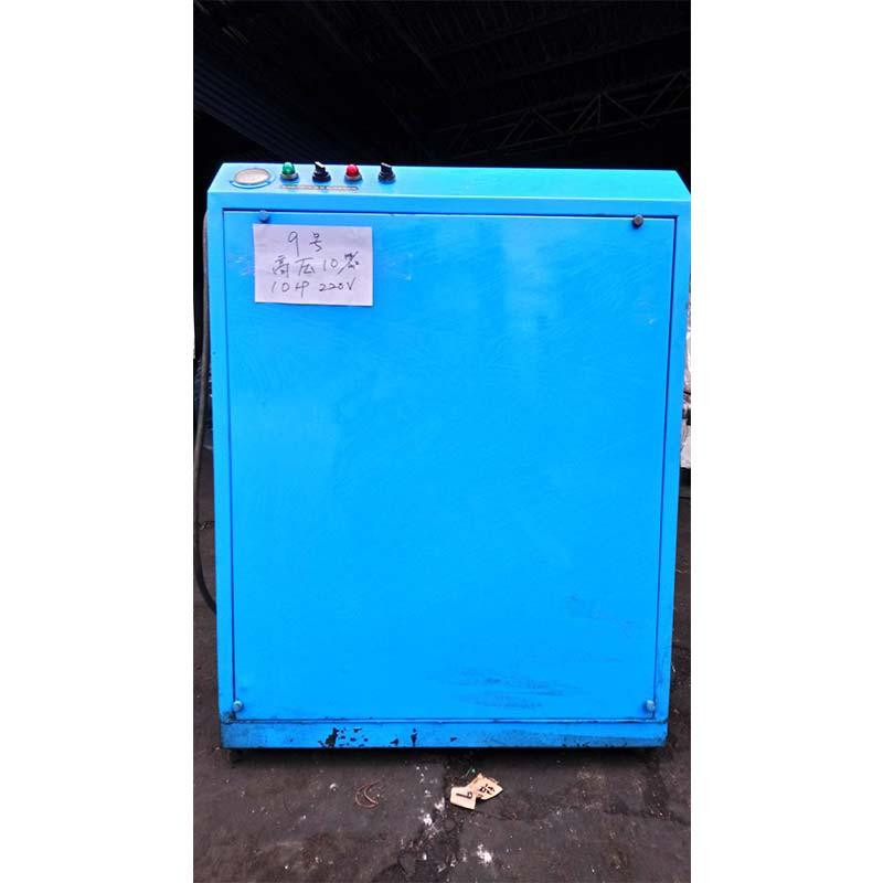 9號 高壓10KG 靜音箱型往復式 - 10HP