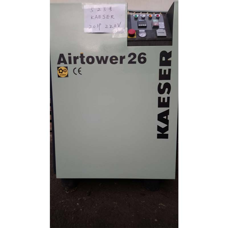 523號 凱薩KAESER 螺旋式 - 20HP
