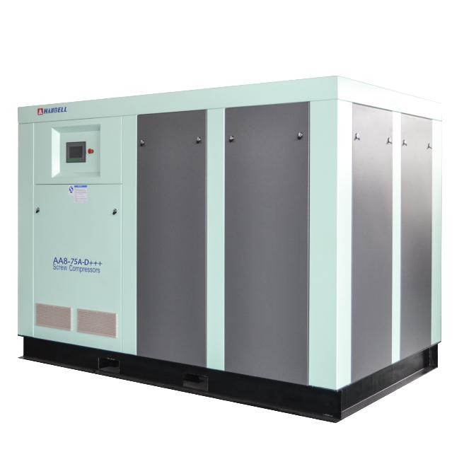 定頻螺旋式空壓機-100HP