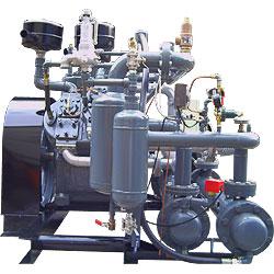 多段式空壓機