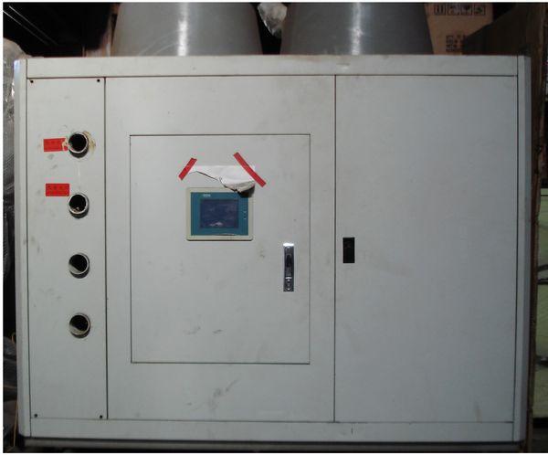 中古熱回收冰水機